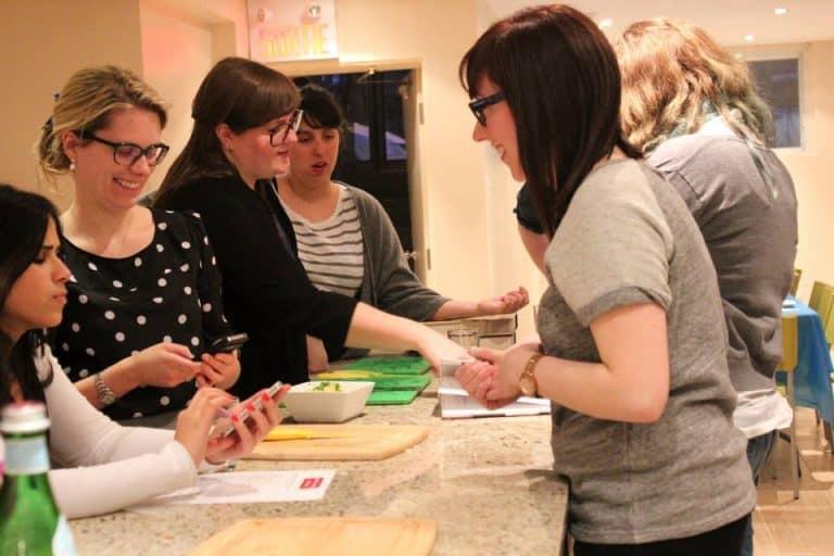 Jerusalem Cookbook Workshop