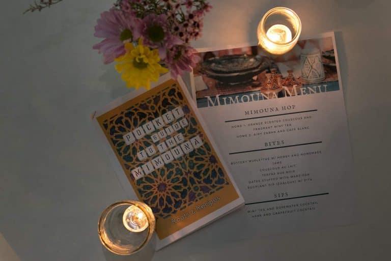 Mimouna Celebration