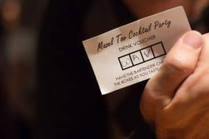 Mazel Tov Cocktail Party