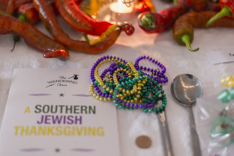 A Southern Jewish Thanksgiving