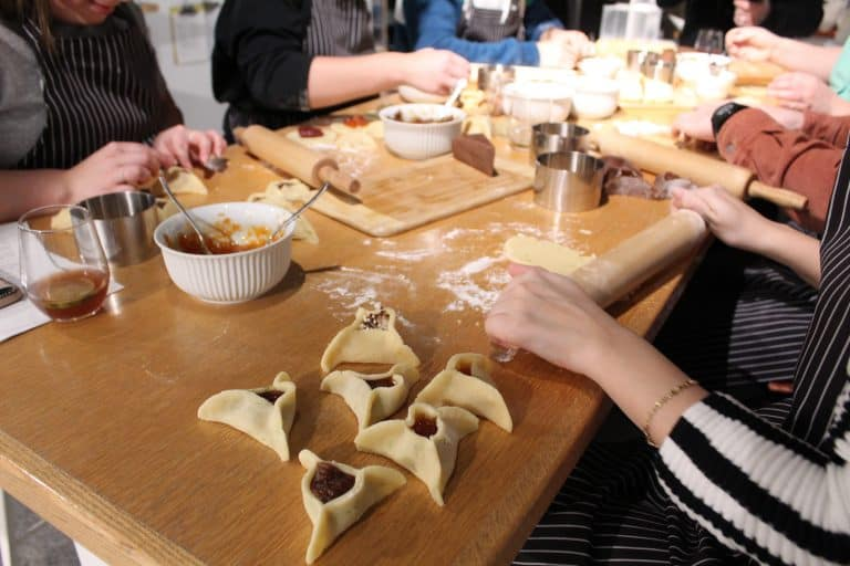 Hamantaschen Making Class