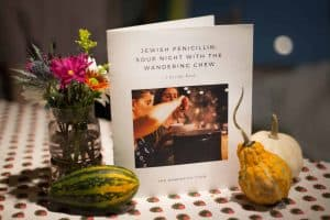Jewish Penicillin: A Soup Night with the Wandering Chew