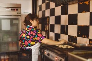 Killer Cheese & Girl Power: A Chanukah Party