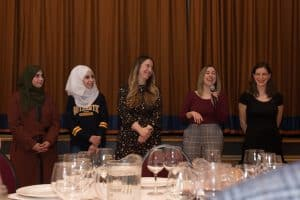 Muslim Awareness Shabbat Dinner