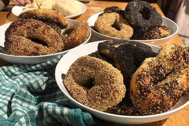 Bagel Making Workshop 2019