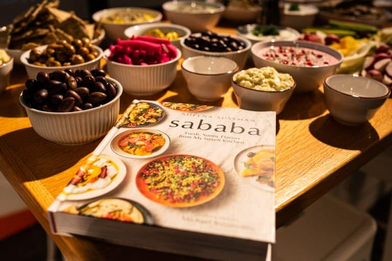 Cook the Book: Sababa