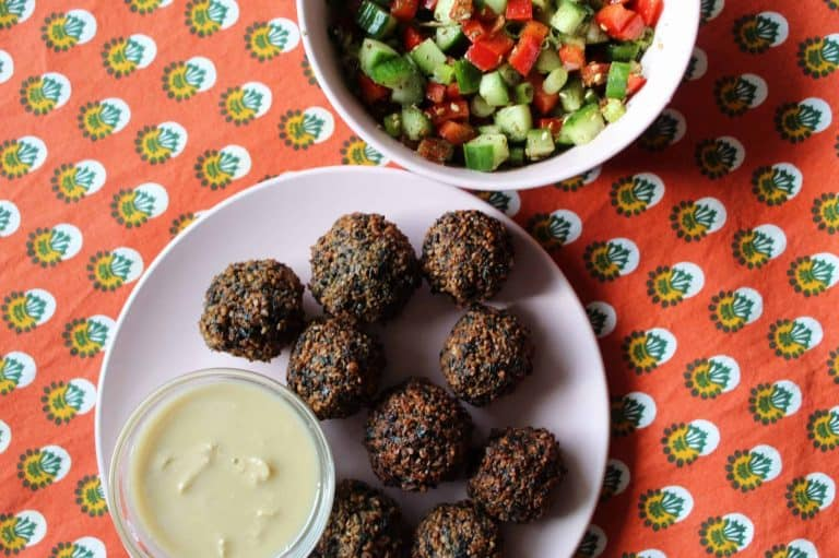 Virtual Falafel Making Workshop with Leah Koenig
