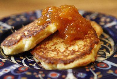 Virtual Hanukkah Cooking Class - Sweet Ricotta Latkes