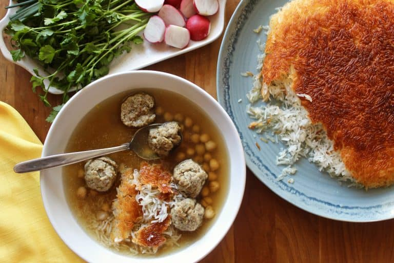 Virtual Iranian Jewish Cooking Class