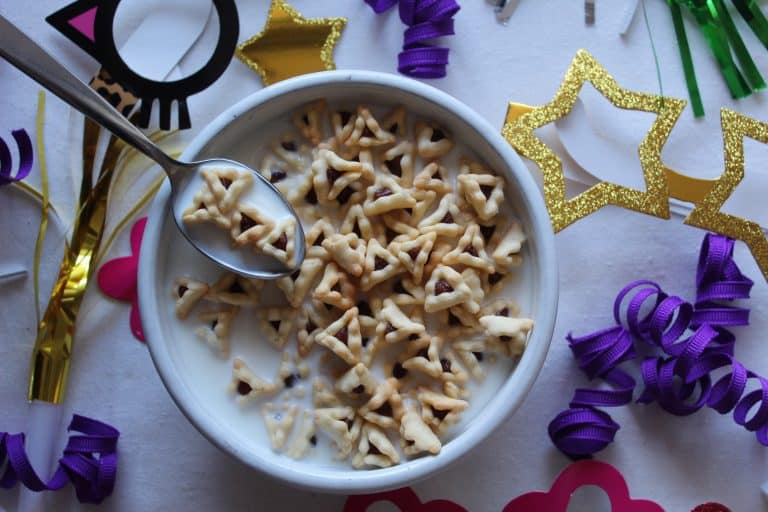 Hamantaschen Cereal
