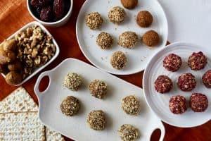 Charoset Truffles From Around the World!