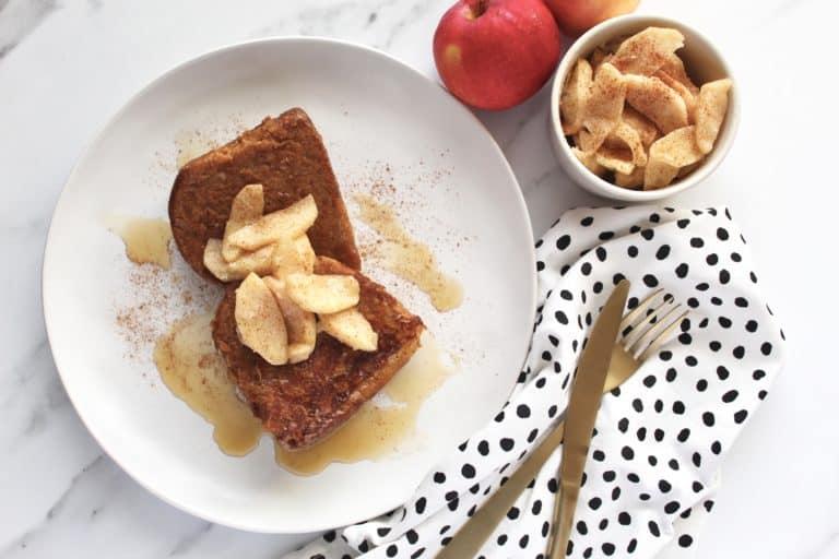 Honey Cake French Toast